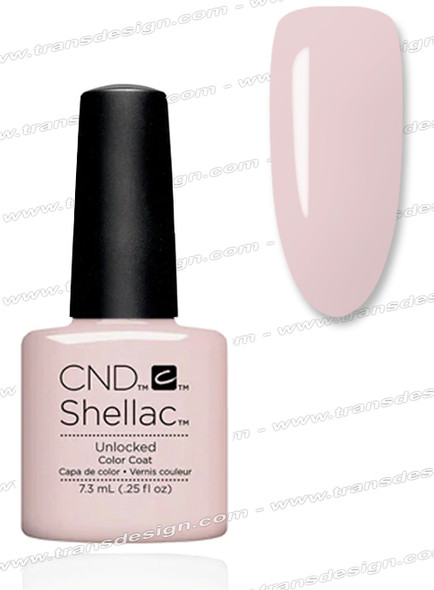 CND SHELLAC - Unlocked  0.25oz.
