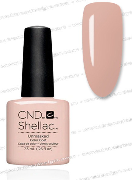 CND SHELLAC - Unmasked 0.25oz.