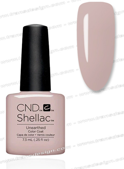 CND SHELLAC - Unearthed 0.25oz.