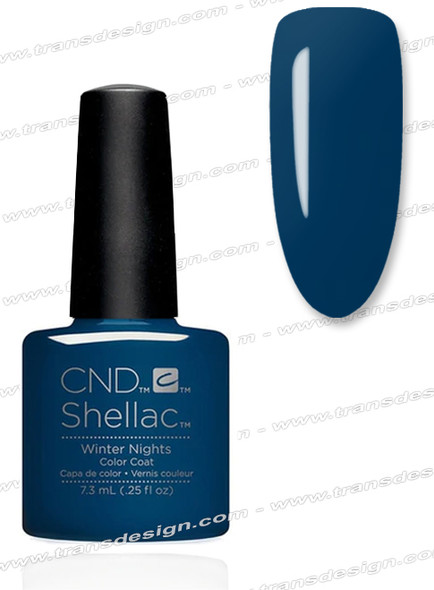 CND SHELLAC - Winter Nights 0.25oz.