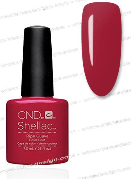 CND SHELLAC - Ripe Guava 0.25oz.