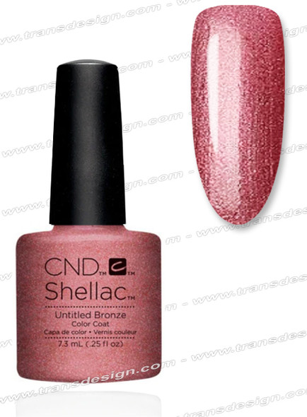 CND SHELLAC - Untitled Bronze 0.25oz.