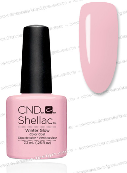 CND SHELLAC - Winter Glow 0.25oz.