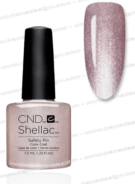 CND SHELLAC - Safety Pin 0.25oz.