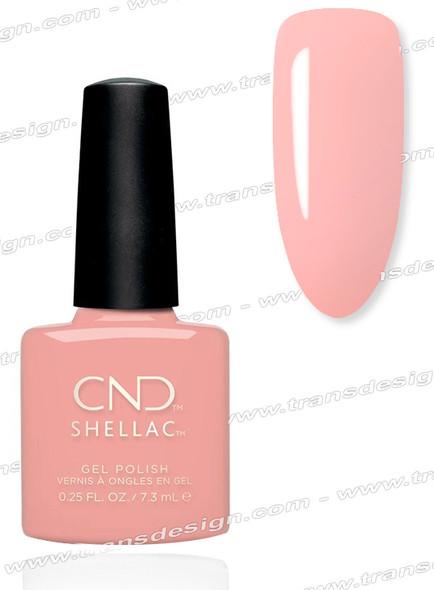 CND SHELLAC - Soft Peony  0.25oz.