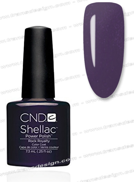 CND SHELLAC - Rock Royalty 0.25oz.