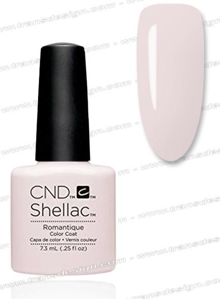 CND SHELLAC - Romantique 0.25oz.