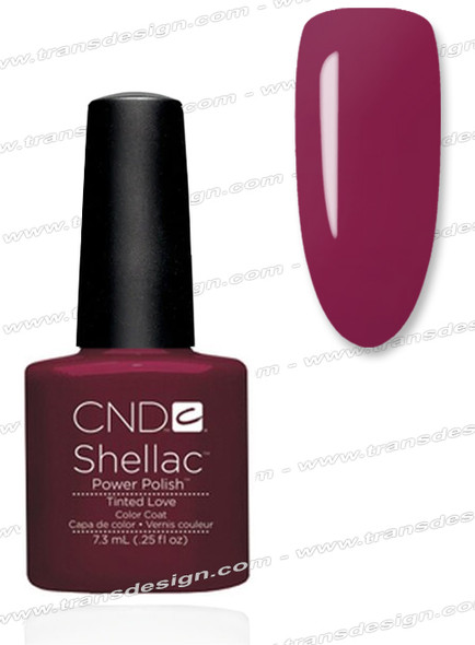 CND SHELLAC - Tinted Love 0.25oz.