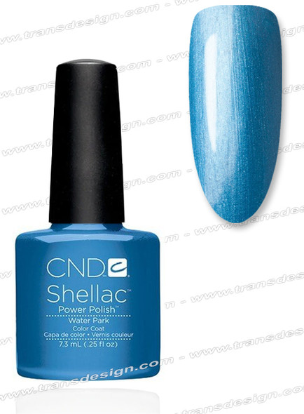 CND SHELLAC - Water Park 0.25oz.