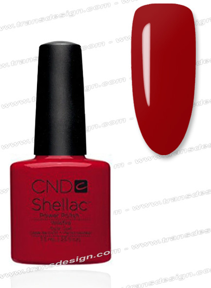 CND SHELLAC - Wildfire 0.25oz.