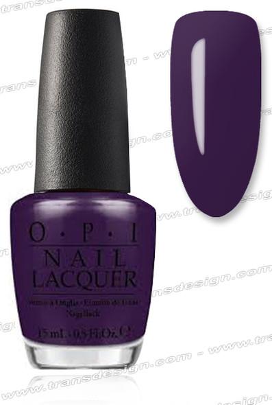 OPI Nail Lacquer - A Grape Affair *