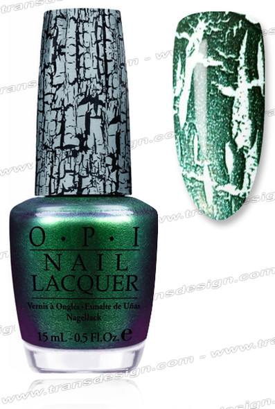OPI Nail Lacquer - Shatter the Scales *