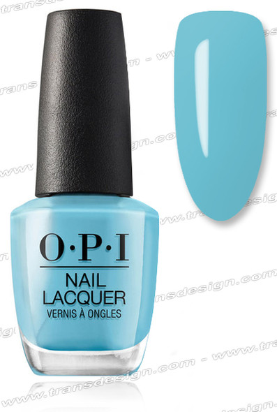 OPI Nail Lacquer - Can't Find My Czechbook