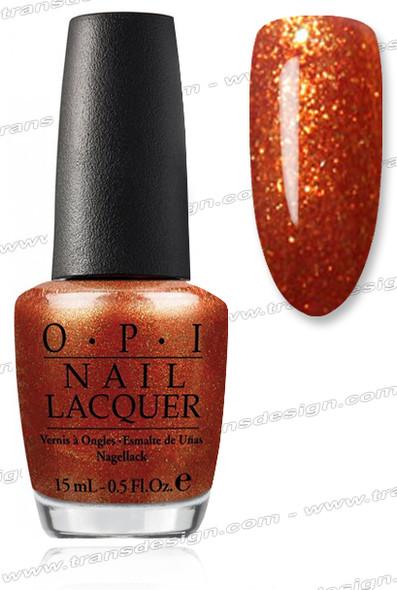 OPI Nail Lacquer - A Woman's Prague-ative *