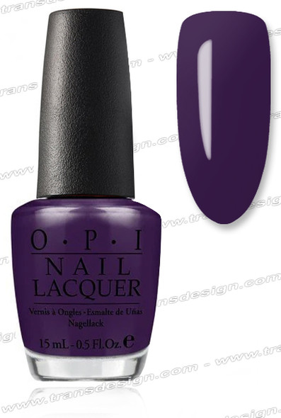 OPI Nail Lacquer - Vant to Bite My Neck?
