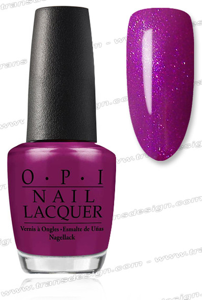 OPI Nail Lacquer - Louvre Me Louvre Me Not *