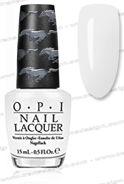 OPI Nail Lacquer - Angel With A Leadfoot *