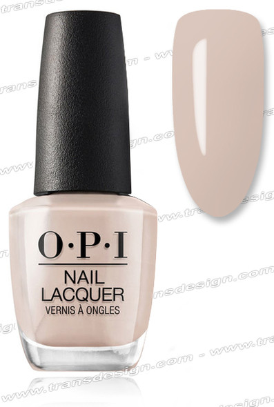 OPI Nail Lacquer - Coconuts Over OPI