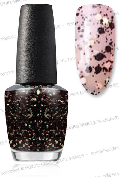 OPI Nail Lacquer - Where's My Blanket??? *