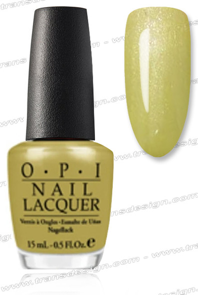 OPI Nail Lacquer - Don't Talk Bach To Me *