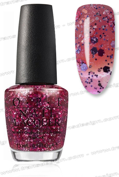OPI Nail Lacquer - Blush Hour *