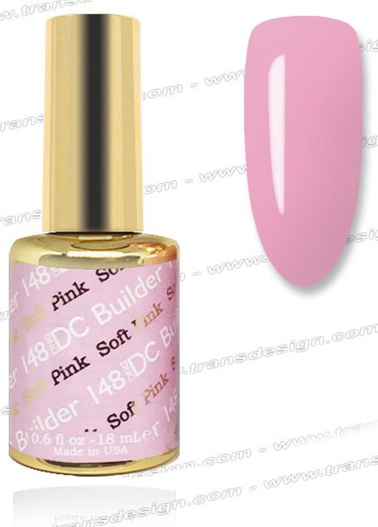 DND DC DUO GEL -  Soft Pink