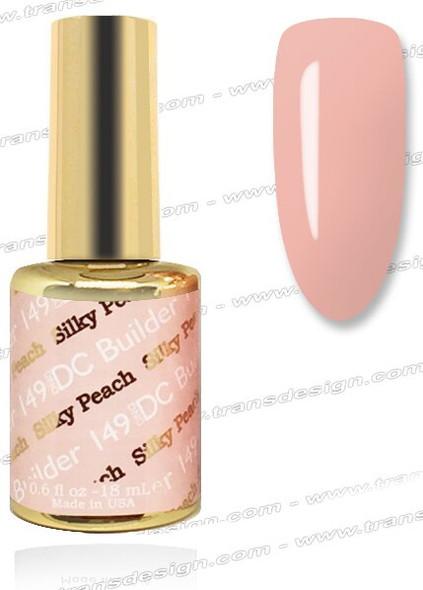 DND DC DUO GEL -  Silky Peach