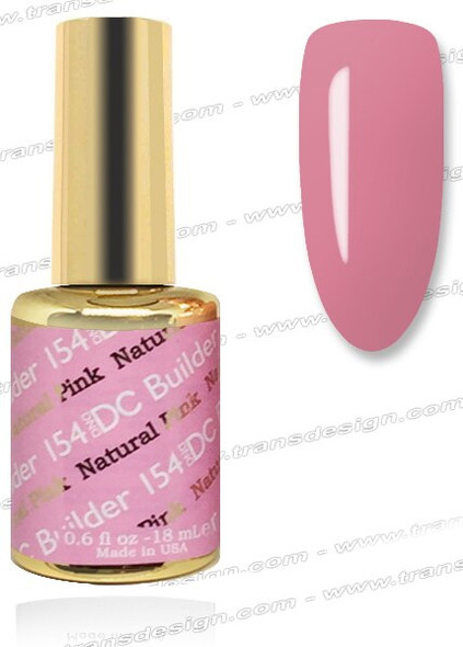DND DC DUO GEL -  Natural Pink
