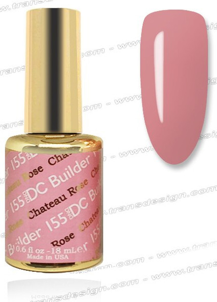 DND DC DUO GEL -  Chateau Rose
