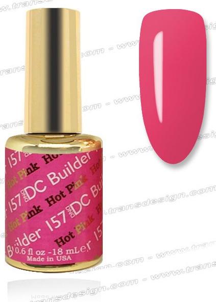 DND DC DUO GEL -  Hot Pink