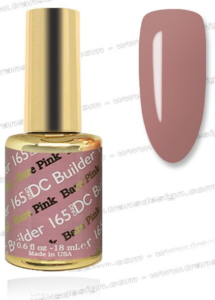 DND DC DUO GEL -  Bare Pink