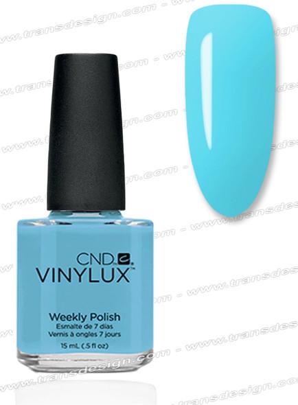 CND Vinylux - Azure Wish 0.5oz. (Sh)