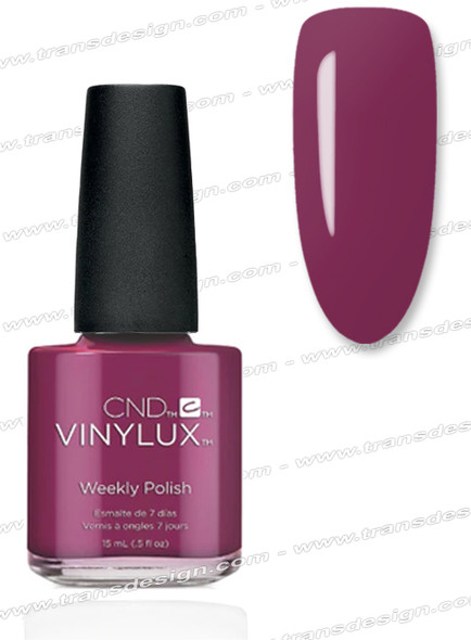 CND Vinylux - Berry Boudoir 0.5oz.