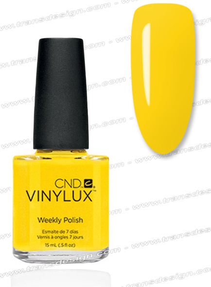 CND Vinylux - Bicycle Yellow 0.5oz. (O) *