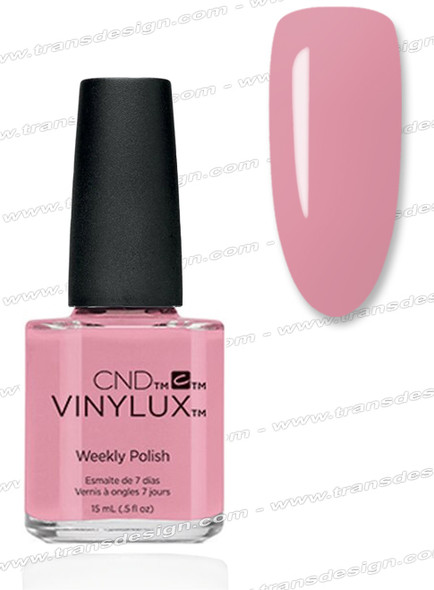 CND Vinylux - Blush Teddy 0.5oz. (S)
