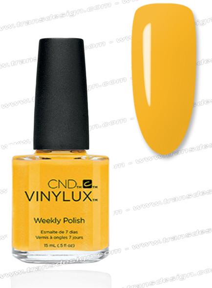 CND Vinylux - Banana Clips  0.5oz.