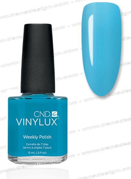 CND Vinylux - Cerulean Sea 0.5oz.