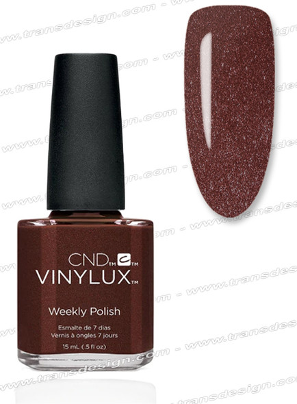 CND Vinylux - Cuppa Joe 0.5oz