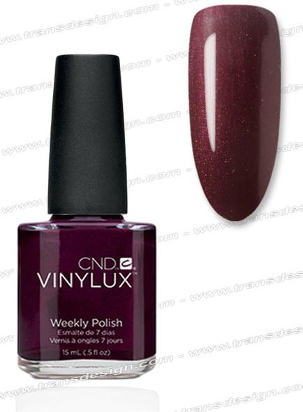 CND Vinylux - Dark Lava 0.5oz. (O)