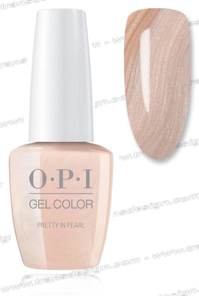 OPI GelColor -  Pretty in Pearl 0.5oz.