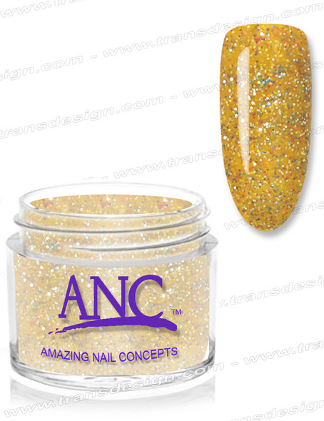 ANC Dip Powder - #121 Sparkling Yellow 2oz.