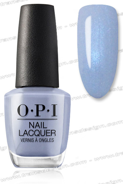 OPI Nail Lacquer - Check Out the Old Geysirs