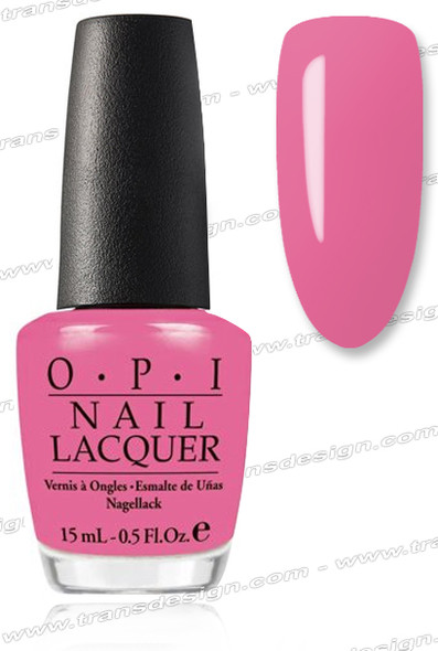 OPI Nail Lacquer - If You Moust You Moust *