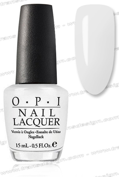OPI Nail Lacquer - My Boyfriend Scales Walls *