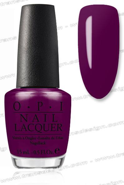 OPI Nail Lacquer - Anti-bleak *