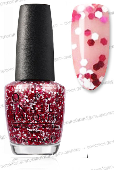 OPI Nail Lacquer - A Minnie Style *