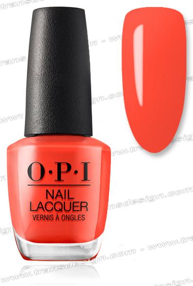OPI Nail Lacquer - Viva OPI!