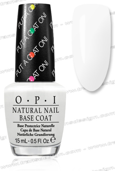 OPI Nail Lacquer - Put a Coat on! *