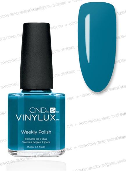 CND Vinylux - Splash Of Teal 0.5oz.