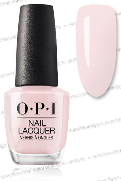 OPI Nail Lacquer - Baby, Take a Vow
